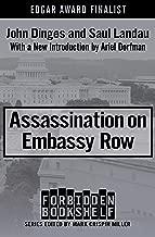 Assassination on Embassy Row (Forbidden Bookshelf Book 7)