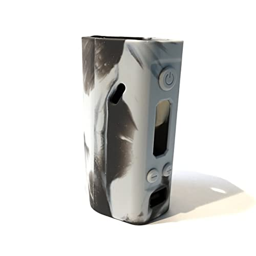 Wismec Reuleaux RX200 200W Silicone Protective Gel Wrap Skin Case Sleeve Cover Fits Rueleaux RX 200