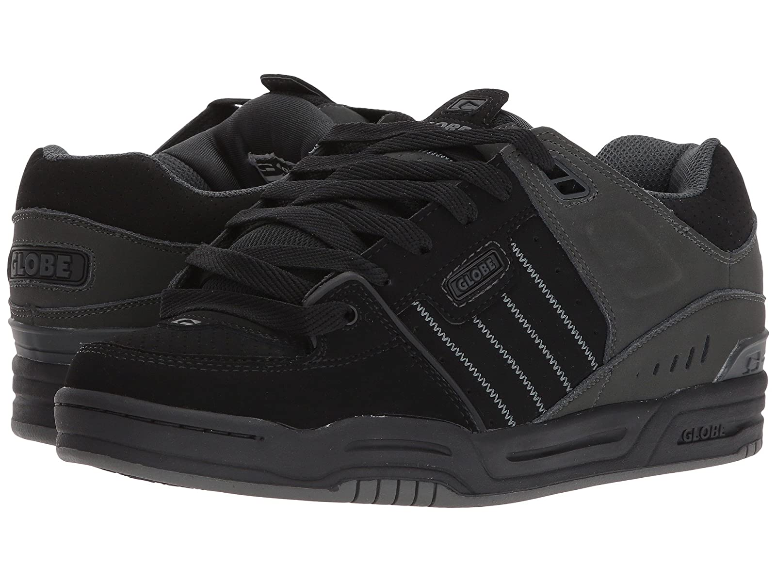 Globe FusionAtmospheric grades have affordable shoes