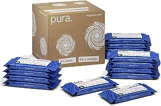 Pura TW14 Premium Doorspoelbare Vochtige Toiletdoekjes (14 Verpakkingen van 40 Doekjes, 560 Doekjes)
