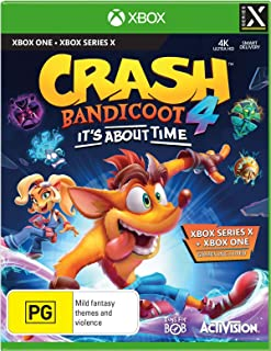 Crash Bandicoot 4: It's About Time - Xbox One