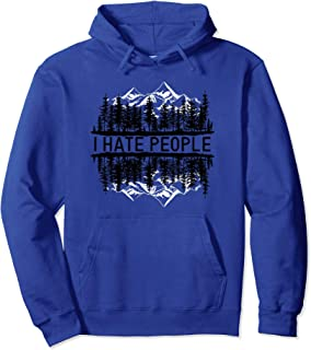 hate forest hoodie
