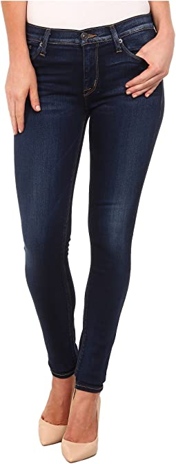 Nico Mid Rise Super Skinny Jeans in Revelation
