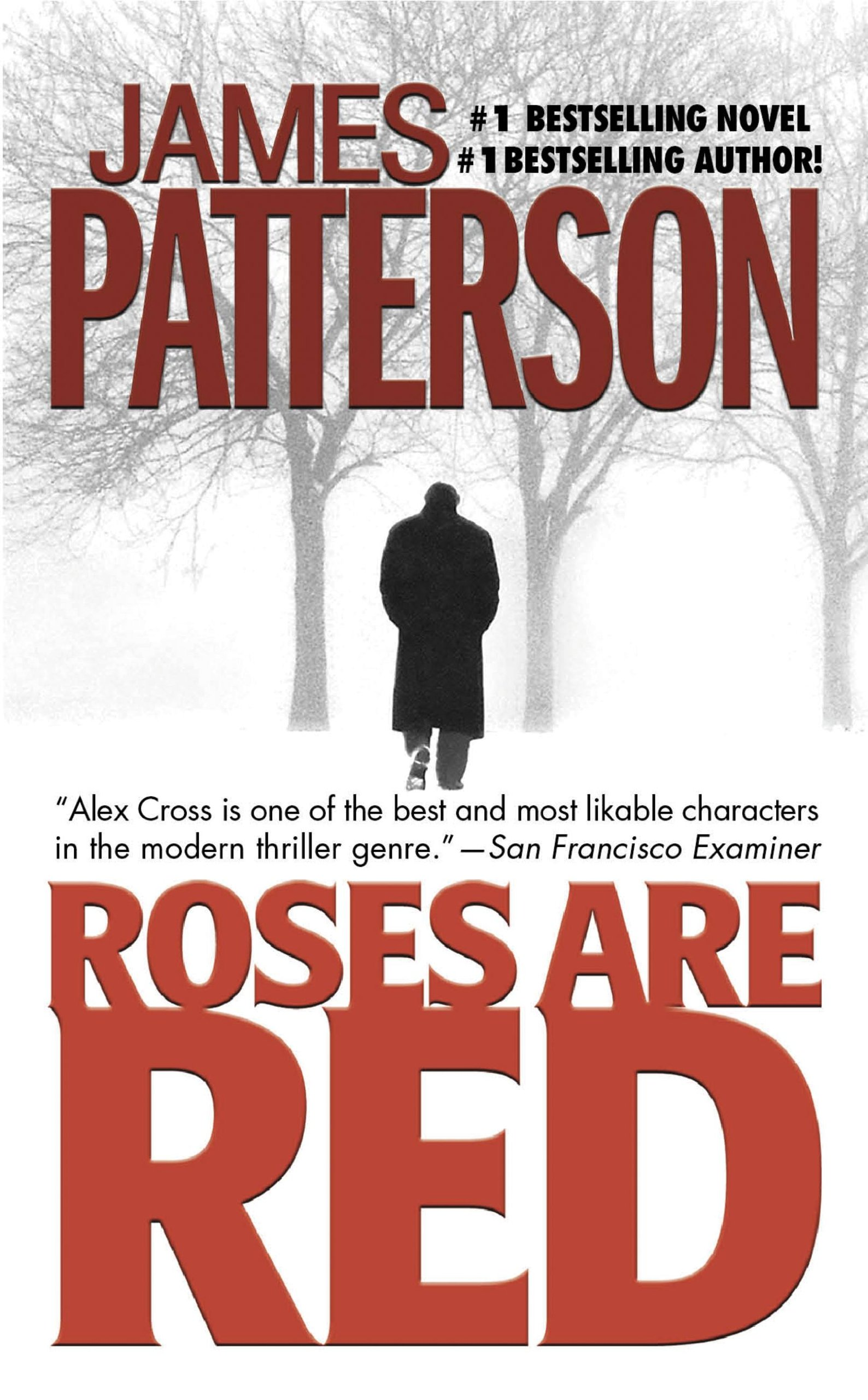 Roses are Red (Alex Cross Book 6)