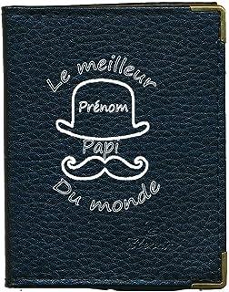Mala Leather Collection ORIGIN Porte-carte de Cr/édit Concertina en Cuir avec Protection RFID 552/_5 Marine