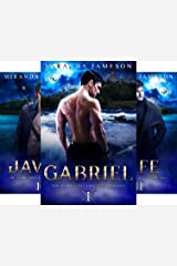 Warriors' Council Trilogy (3 Book Series) Kindle Edition