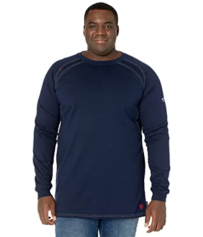 Ariat Big Tall FR Work Crew T-Shirt