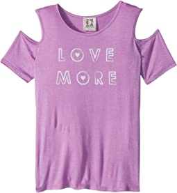 People's Project LA Kids - Love More Tee (Big Kids)