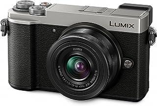 Panasonic LUMIX DC-GX9KEG-S - Cámara de Fotos sin Espejo (20 MP Sensor Live Mos MFT)