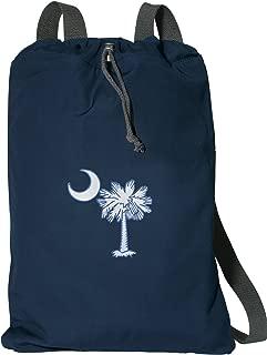 South Carolina Drawstring Backpack RICH COTTON South Carolina Cinch Bag