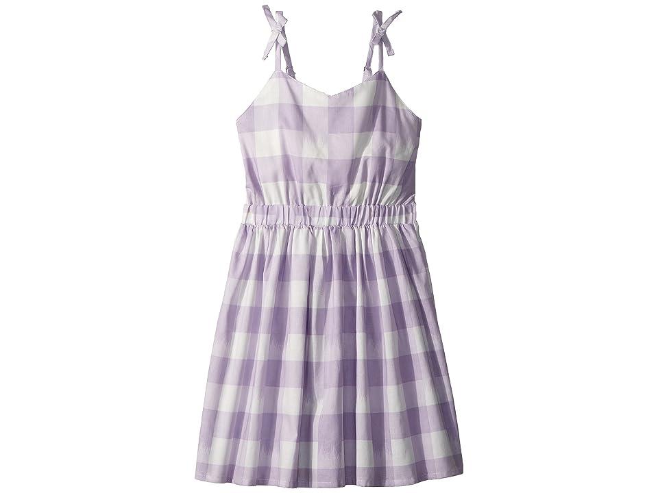 Lucky Brand Kids Ivy Dress (Little Kids) (Pastel Lilac) Girl
