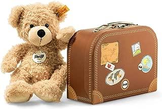 Fynn In Suitcase
