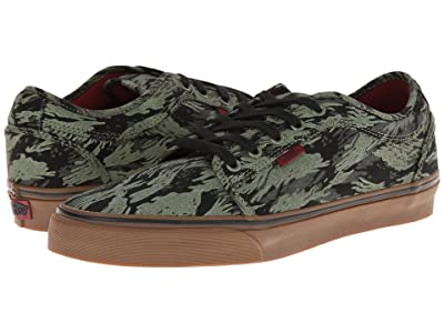 Vans Chukka Low (Jungle Camo/Gum) Skate Shoes