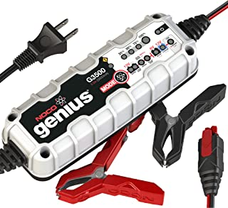 NOCO Genius G3500 6V/12V 3.5 Amp Battery Charger and Maintainer