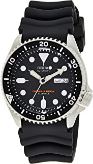Seiko Mechanical 200 meters divers Mens Watch