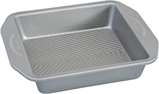 USA Pan American Bakeware Classics 8 inch Square Baking Pan, Aluminized Steel