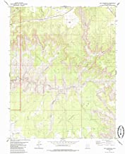 YellowMaps The Barracks UT topo map, 1:24000 Scale, 7.5 X 7.5 Minute, Historical, 1980, Updated 1985, 26.8 x 21.8 in
