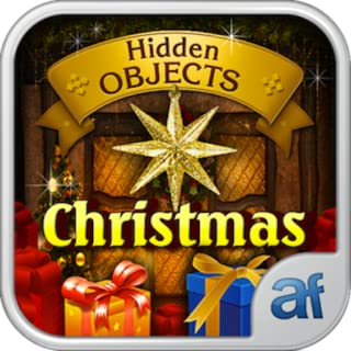 Hidden Objects Christmas & 3 puzzle games
