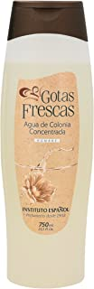 INSTITUTO ESPAÑOL agua de colonia gotas frescas bote 750 ml