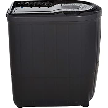 Whirlpool 7 Kg 5 Star Semi-Automatic Top Loading Washing Machine (SUPERB ATOM 7.0, Grey Dazzle, TurboScrub Technology)