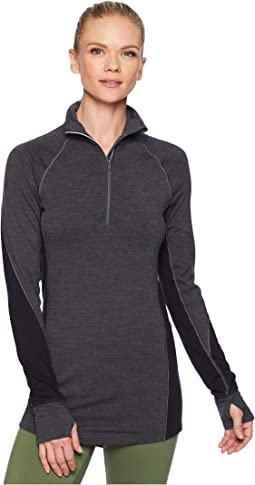 260 Zone Merino Baselayer Long Sleeve 1/2 Zip
