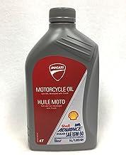 Ducati Shell Advance 15w-50 Factory Engine Oil 1 Liter 550047581