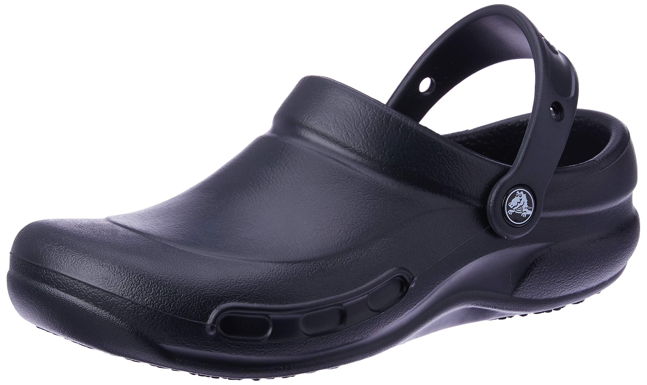 Crocs Unisex Bistro Black Womens