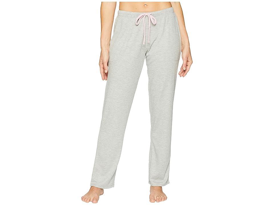 Nautica Long Pants (Warm Grey Heather) Women