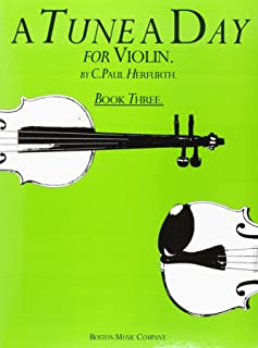Best a tune a day violin book 3 Reviews