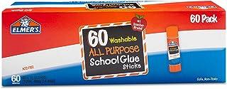 Elmer's All Purpose School Glue Sticks, Washable, 0.24 Ounce Glue Sticks for Kids | School Supplies | Scrapbooking Supplie...
