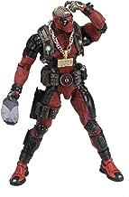 NECA - Marvel –1/4 Scale Action Figure – Ultimate Deadpool