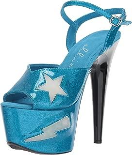 Ellie Shoes Womens 709-FREESIA 709-freesia