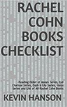 Rachel Cohn Books Checklist: Reading Order of Annex Series, Cyd Charisse Series, Dash & Lily Series, Steps Series and List of All Rachel Cohn Books (English Edition)