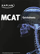 Best Kaplan MCAT Quicksheets 2015 and MCAT High-Yield Problem Solving Guide 2015 Review