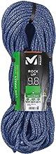 Millet Unisex ROCK UP 9,8mm 60m Touw, Blauw, One size