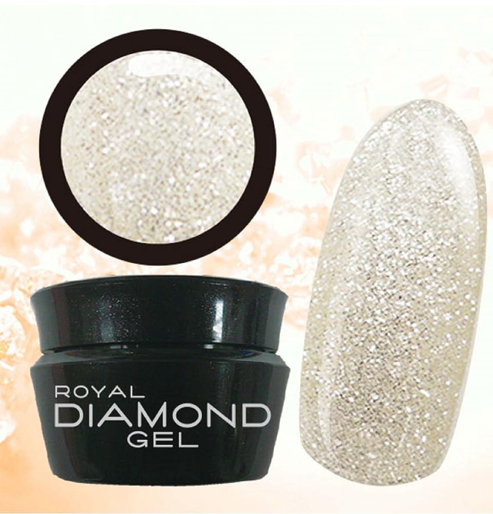 暴露する実験的異常ビューティーワールド BWロイヤルダイヤモンドジェル シルバーダイヤ RDG1806