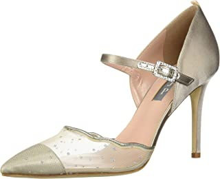 SJP by Sarah Jessica Parker Women's Infinity Pointed Toe Classic Pump