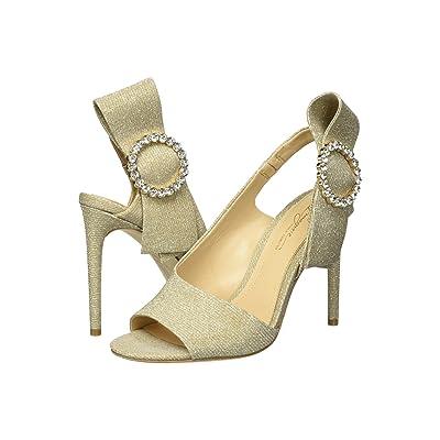 Imagine Vince Camuto Regin (Soft Gold Lurex) High Heels