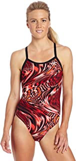 The Finals Women's Airwhales Butterfly Back Swimsuit