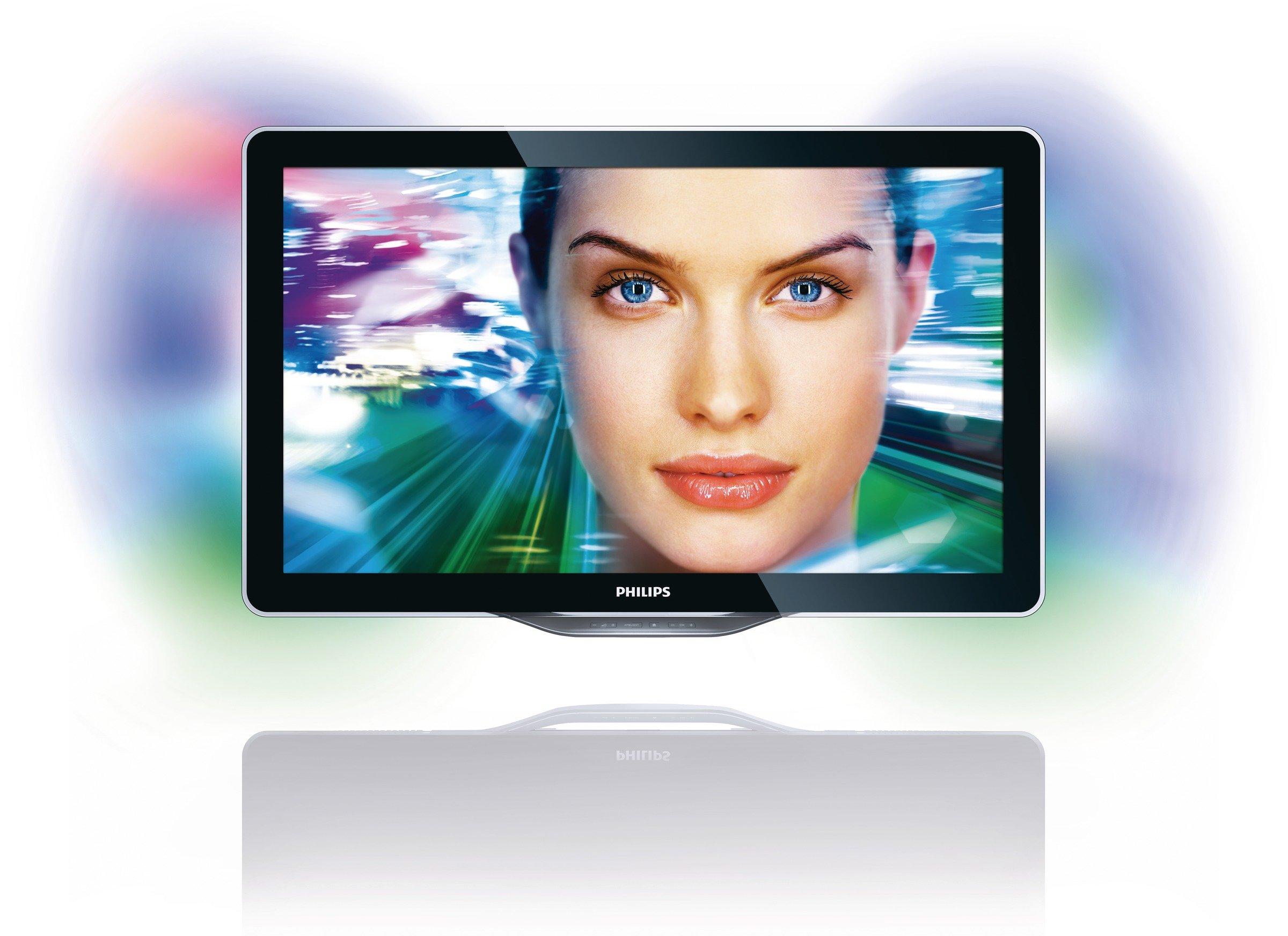 Philips 37 PFL 8605 H- Televisión Full HD, Pantalla LCD con ...