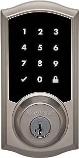 Kwikset 99190-001 99190001 Premis Apple HomeKit Touchscreen Smart Lock in Satin Nickel