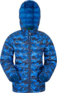 Mountain Warehouse Printed Seasons Boys Padded Jacket - Winter Coat