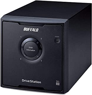 Buffalo DriveStation Quad 4-Drive Desktop DAS 16 TB