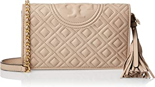 Tory Burch Womens Fleming Wallet Crossbody Crossbody Bag