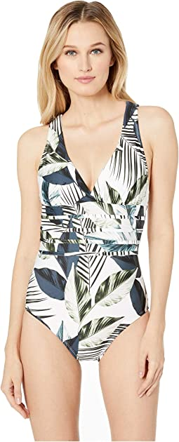Moment Of Zen Multi Strap One-Piece