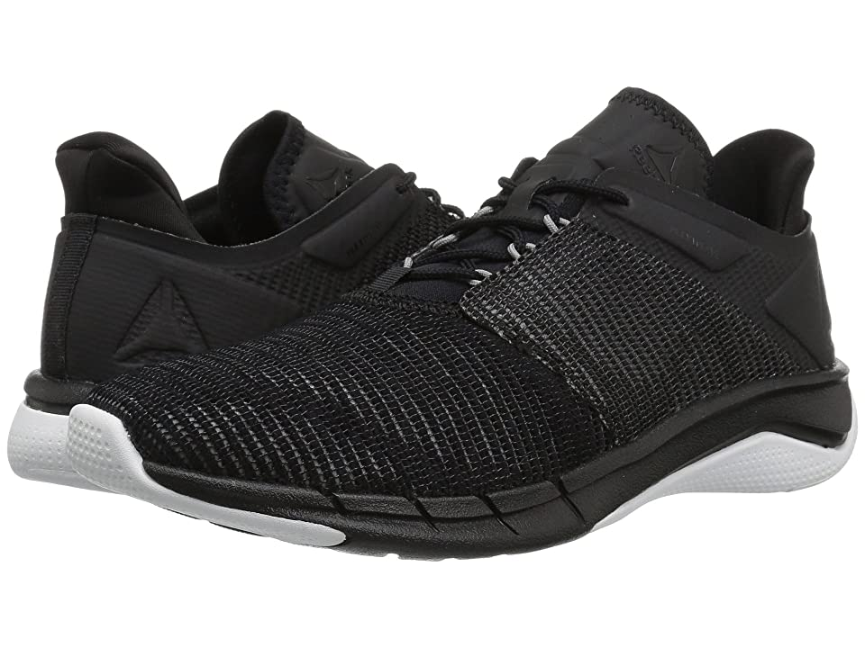 Reebok Flexweave Run (Black/Coal/Flint Grey/White) Women
