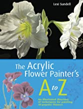 how to make acrylic flowers