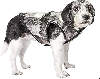 """معطف الكلاب """"بلاك بوكر"""" الكلاسيكي المميز بالمنديل المعزول من بت لايف X-Small 59BKXS"""