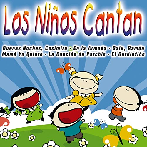 Los Niños Cantan by Various artists on Amazon Music - Amazon.com
