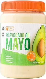 BetterBody Foods Avocado Oil Mayonnaise Avocado Oil Mayo is made with 100% Avocado Oil..